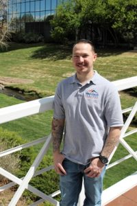 Say Hello to Tristan, our Newest Commercial Superintendent