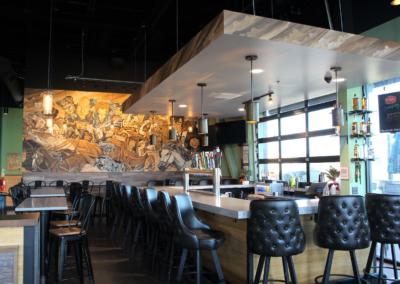 Cheba Hut Johnstown 2 rsz Tenant Finish Colorado Snyder Building Construction Restaurant