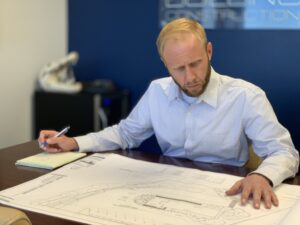 Jason Bentley, Project Manager, Snyder Building Construction