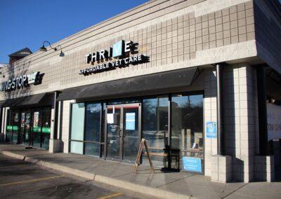 Thrive Affordable Vet Care - Uptown Denver - Snyder Building Construction