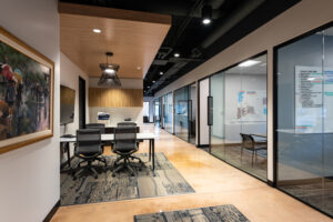 Weaver and Company Tenant Improvement Snyder Building Construction Aurora Colorado