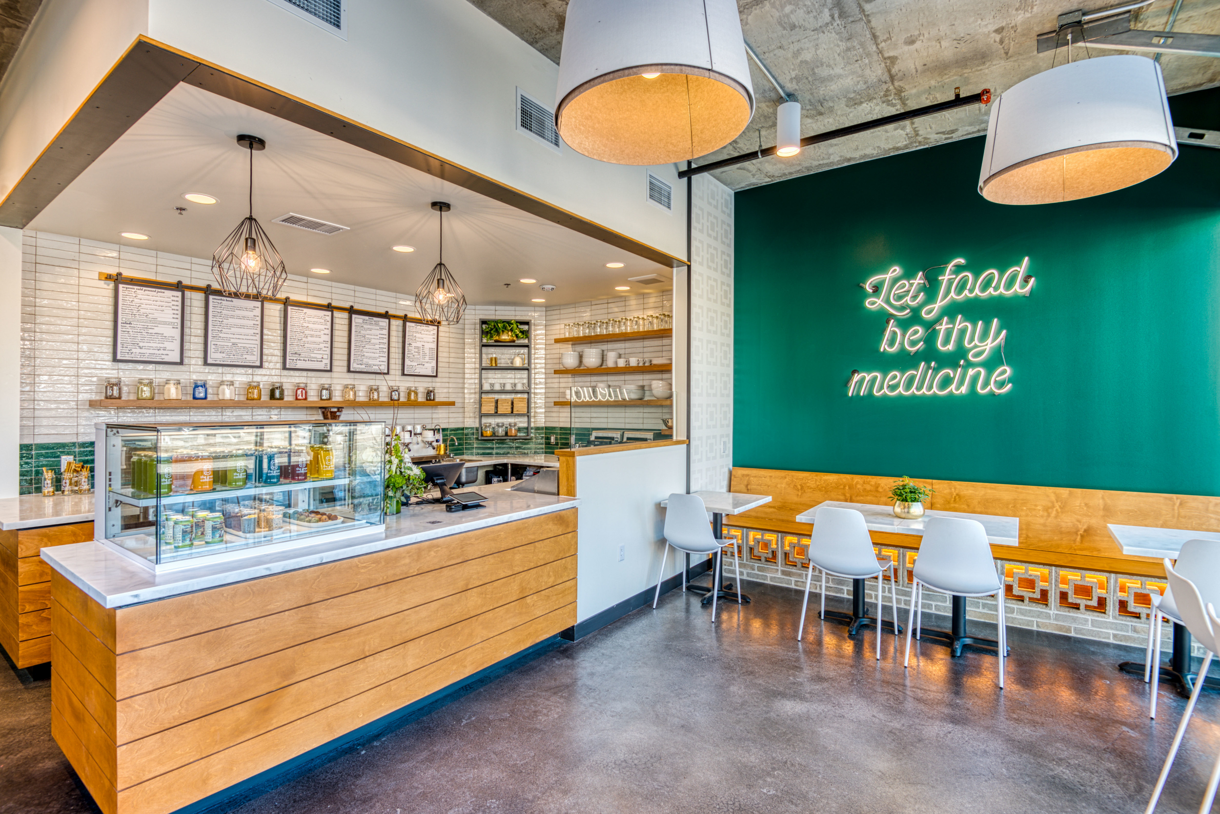 The Green Collective Eatery