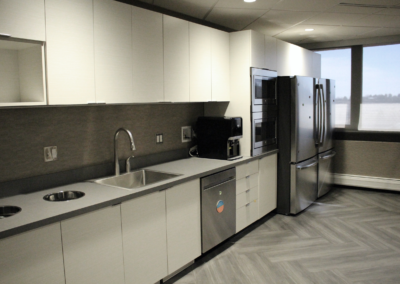 The Boppy Company Breakroom - Built by Snyder Building Construction